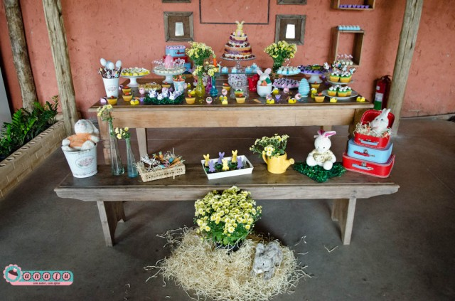 Festa Páscoa geral